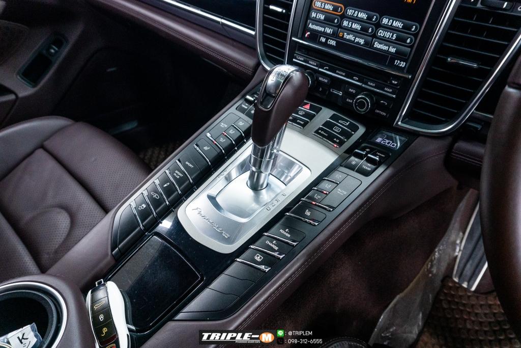 PORSCHE PANAMERA  Hybrid 3.0 V6 AT ปี 2014 #11