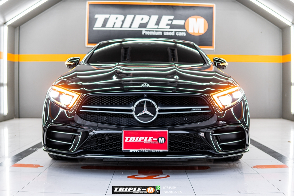 MERCEDES-BENZ CLS-CLASS CLS 53 [3.0 AMG] AT ปี 2020 #14