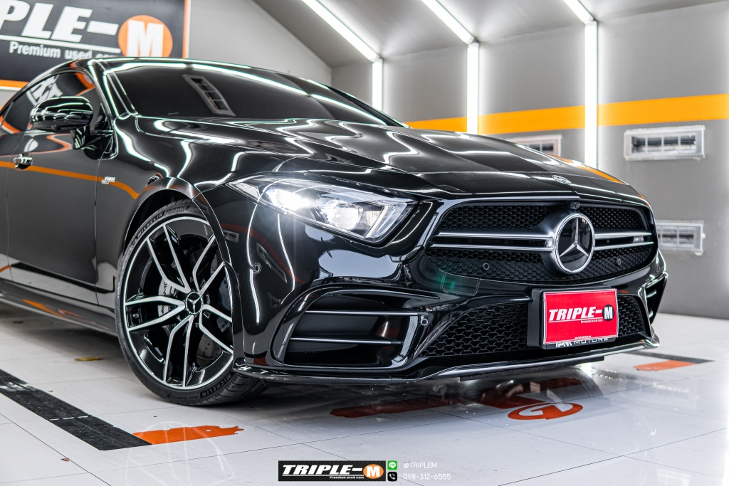 MERCEDES-BENZ CLS-CLASS CLS 53 [3.0 AMG] AT ปี 2020 #16