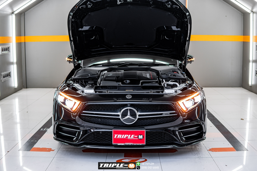 MERCEDES-BENZ CLS-CLASS CLS 53 [3.0 AMG] AT ปี 2020 #18